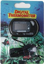 Digital Thermometer für das Aquarium