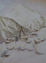 Tiroler Winterdorf