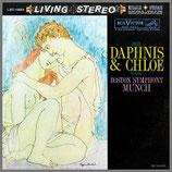 ラヴェル:ダフニスとクロエ 33rpm 200g LP