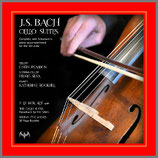 J.S.バッハ:無伴奏チェロ組曲 全曲 33rpm 180g 5LP BOX