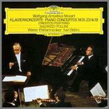 モーツァルト:ピアノ協奏曲第23番・第19番 33rpm 180g LP