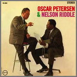 ピーターソン & ネルソン・リドル 33rpm 180g LP