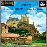 ドビュッシー:管弦楽のための 映像 33rpm 180g LP