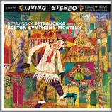 ストラヴィンスキー:《ペトルーシュカ》33rpm 200g LP