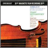 シベリウス:ヴァイオリン協奏曲 45rpm 200g 2LP