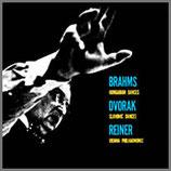 ブラームス:ハンガリー舞曲 /ドヴォルザーク:スラヴ舞曲 33rpm LP
