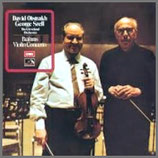 ブラームス:ヴァイオリン協奏曲 ニ長調 33rpm 180g LP
