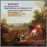 モーツァルト:オーボエ四重奏曲 ヘ長調 他 33rpm 180g LP