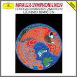 マーラー:交響曲 第 9番 二長調 33rpm 180g 2LP Box