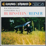 ラフマニノフ:ピアノ協奏曲第 2番 ハ短調 33rpm 200g LP 未発売
