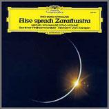 R.シュトラウス:交響詩《 ツァラトゥストラはこう語った》 33rpm LP