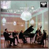 シューベルト:ピアノ五重奏 《鱒》 33rpm 180g LP