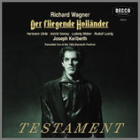 ワーグナー:楽劇《さまよえるオランダ人》 33rpm 180g 3LP BOX