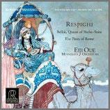 レスピーギ:ローマの松 シバの女王ベルキス組曲 33rpm 200g LP