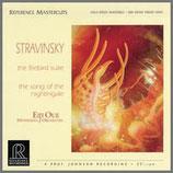 ストラヴィンスキー:火の鳥 / ナイチンゲールの歌 33rpm 200g LP