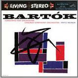 バルトーク:管弦楽のための協奏曲 33rpm 200g LP