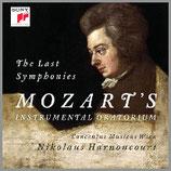 モーツァルト:交響曲第39番・40番・41番  33rpm 180g 3LP