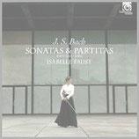 J.S.バッハ:無伴奏Vnのためのソナタとパルティータ全曲 33rpm 3LP