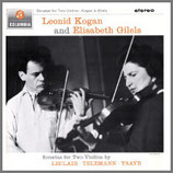 2 つのヴァイオリンのための作品集 33rpm 180g LP