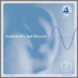 トラッカビリティ テストレコード 33rpm 180g LP