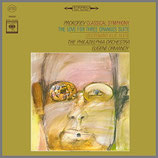 プロコフィエフ:歌劇《3つのオレンジへの恋》 33rpm 180g LP