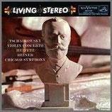 チャイコフスキー:ヴァイオリン協奏曲 二長調 33rpm 200g LP