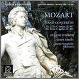モーツァルト:ピアノ協奏曲第21番 /24番 45rpm 180g 2LP