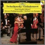 チャイコフスキー:ヴァイオリン協奏曲 二長調 33rpm 180g LP