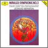 マーラー:交響曲第3番 ニ短調 33rpm 2LP 180g BOX