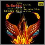 ストラヴィンスキー:バレエ音楽《火の鳥》他 33rpm 180g LP