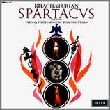 ハチャトゥリアン:スパルタクス /ガイーヌ より 33rpm 180g LP