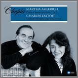 ショパン:ピアノ協奏曲第 1番・第 2番 33rpm 180g LP