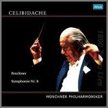ブルックナー:交響曲第 8番 ハ短調 33rpm 180g 2LP