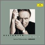 ベートーベン:交響曲第9番 二短調《合唱》 33rpm 180g 2LP