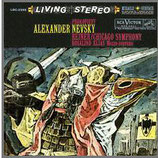 プロコフィエフ:アレクサンドル・ネフスキー 33rpm 200g LP