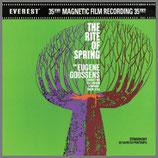 ストラヴィンスキー:バレエ音楽《春の祭典》45rpm 200g 2LP