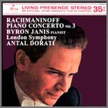 ラフマニノフ:ピアノ協奏曲第3番 ニ短調 33rpm 180g LP