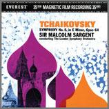 チャイコフスキー:交響曲第5番 ホ短調 45rpm 200g 2LP