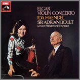 エルガー:ヴァイオリン協奏曲 ロ短調 33rpm 180g LP