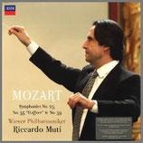 モーツァルト:交響曲第25番・35番・39番 33rpm 180g 2LP