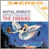 ストラビンスキー:バレエ音楽《火の鳥》33rpm 180g LP