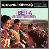 ドビュッシー:イベリア 管弦楽のための映像より 他 33rpm 200g LP