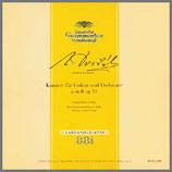 ドヴォルザーク:ヴァイオリン協奏曲 イ短調 33rpm 180g LP