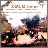 チャイコフスキー:序曲1812年 / イタリア奇想曲 33rpm 180g LP