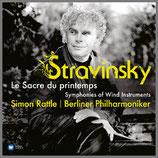 ストラヴィンスキー:バレエ音楽 《春の祭典》 33rpm 180g LP