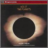 ホルスト:大管弦楽のための組曲《惑星》 33rpm 180g LP