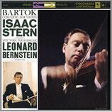 バルトーク:ヴァイオリン協奏曲第2番 33rpm 180g LP