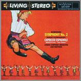 ボロディン:交響曲第2番 ロ短調 他 33rpm 200g LP