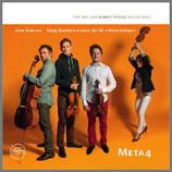 シベリウス:弦楽四重奏曲ニ短調 33rpm 180g LP