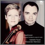 ベートーベン:ヴァイオリン ソナタ全曲 33rpm 180g 6LP Box